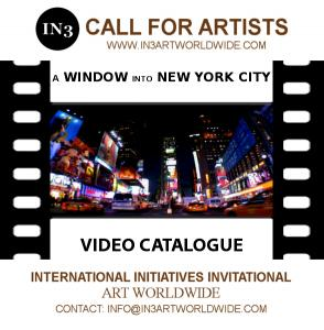 Artist Jimmy Clark Art Work Selected For Video Catalogue A Window Into New York City